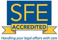 SFE Accredited