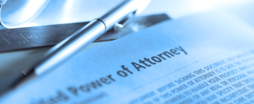 Do I need a Power of Attorney? SC